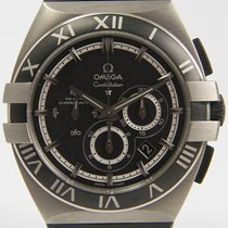 Omega Titanium Automatisch 44mm tweedehands Constellation