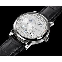 A. Lange & Söhne Lange 1 new Manual winding Watch with original box and original papers 116.039