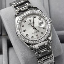 Rolex Day-Date 18946 md Unworn Platinum 39mm Automatic United States of America, New York, New York