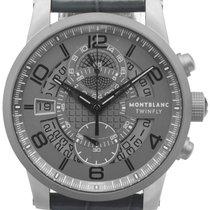 Montblanc Titanium Automatic 43mm new Timewalker