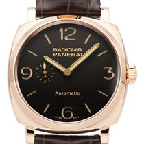 Panerai PAM00573 / PAM573 Or rouge 2020 Radiomir 1940 3 Days Automatic 45mm nouveau