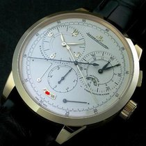 Jaeger-LeCoultre Duomètre Yellow gold 42mm White Arabic numerals United States of America, New York, New York