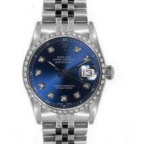 Rolex Datejust Acero 31mm Azul