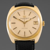 IWC IW Sehr gut Gelbgold 37 case without crownmm Quarz