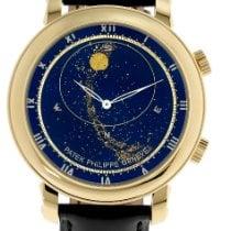 Patek Philippe Celestial Yellow gold 43.1mm Blue Roman numerals United States of America, New York, New York