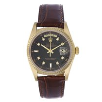 Rolex 18038 Day-Date 36 36mm pre-owned United States of America, Texas, Dallas