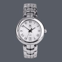 TAG Heuer Link Lady Acero 34.5mm Plata