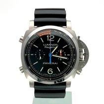 Panerai Luminor 1950 Regatta 3 Days Chrono Flyback new 2020 Automatic Watch with original box and original papers PAM00526 / PAM526