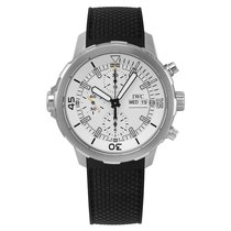IWC Steel 44mm Automatic IW376801 new