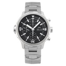 IWC IW376804 Steel Aquatimer Chronograph 44mm new