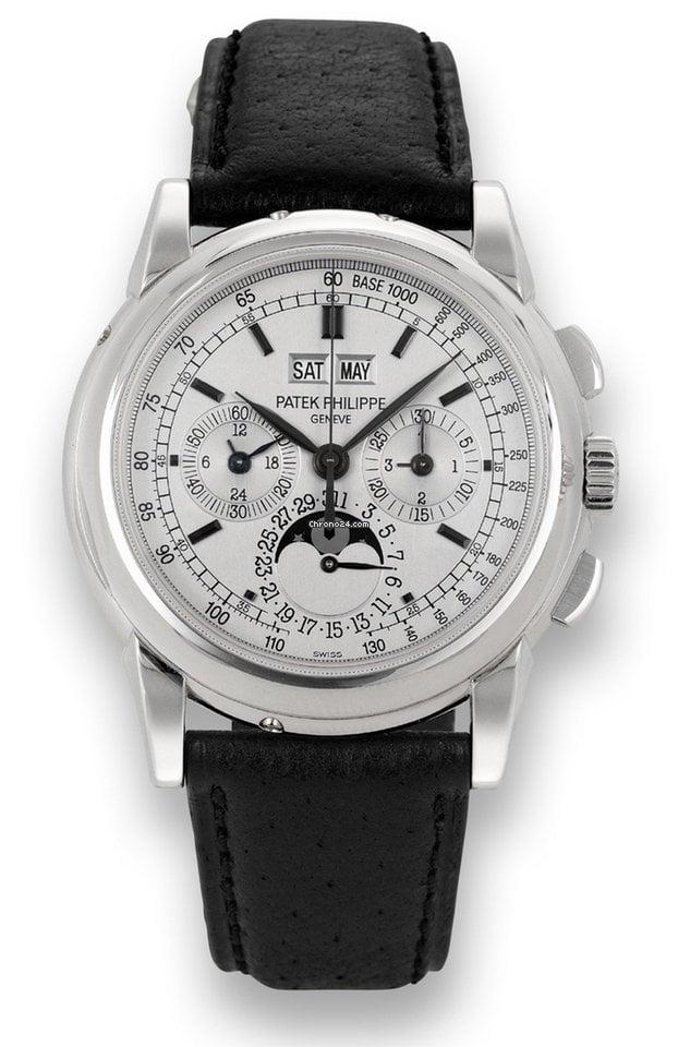 Patek Philippe Perpetual Calendar Chronograph 5970G-001 new