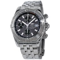 Breitling Chronomat Evolution Steel 44mm Grey No numerals United States of America, New York, Greenvale