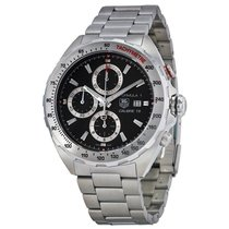 TAG Heuer Formula 1 Calibre 16 CAZ2010.BA0876- Tag Heuer Black Dial Red Details 44mm Cal 16 2020 new
