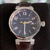 Louis Vuitton Stal 39.5mm Kwarcowy Q111G używany