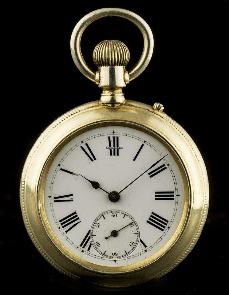 Vintage Pocket Watch usados