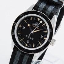 Omega Seamaster 300 Steel 41mm Black