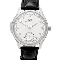 IWC Portuguese Minute Repeater Platinum 44mm Arabic numerals