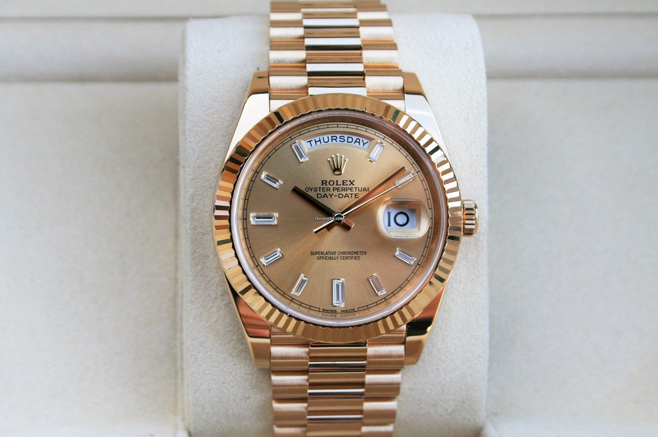 Rolex (ロレックス) デイデイト 40 228238 chbdp 新品