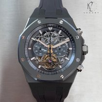 Audemars Piguet Royal Oak Tourbillon Titanium 44mm Transparent