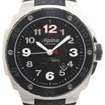 Alpina Racing Сталь 45mm Черный