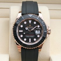 Rolex Yacht-Master 40 Rose gold 40mm Black United States of America, New York, New York