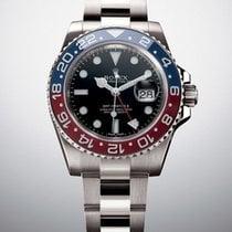 Rolex 116719BLRO White gold GMT-Master II 40mm new United States of America, New York, New York