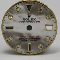 Rolex Pärlemor Yacht-Master