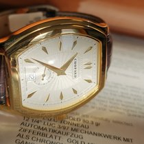 Chopard L.U.C Yellow gold 40mm Gold (solid) No numerals