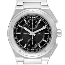 IWC Steel Automatic 42.5mm pre-owned Ingenieur AMG