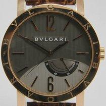 Bulgari Red gold Manual winding 41mm pre-owned Bulgari