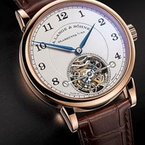 A. Lange & Söhne Rose gold 39.5mm Manual winding 730.032F new United States of America, New York, New York