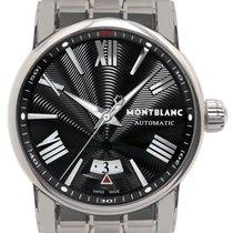 Montblanc Star 4810 Steel 40mm Black