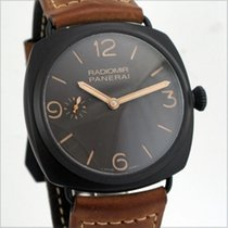 Panerai Radiomir 3 Days 47mm PAM 504 Meget god Stål 47mm Manuelt