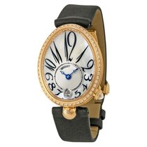 Breguet Reine de Naples Yellow gold 28.5mm Mother of pearl Arabic numerals United States of America, New York, New York