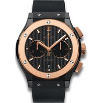 Hublot 521.CO.1781.RX Ceramic Classic Fusion Chronograph 45mm new United States of America, Pennsylvania, Holland