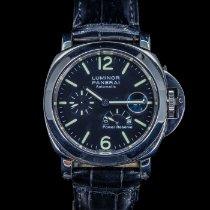 Panerai Luminor Power Reserve Acier France, Paris