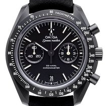 Omega 311.92.44.51.01.004 Ceramic 2021 Speedmaster Professional Moonwatch 44mm new