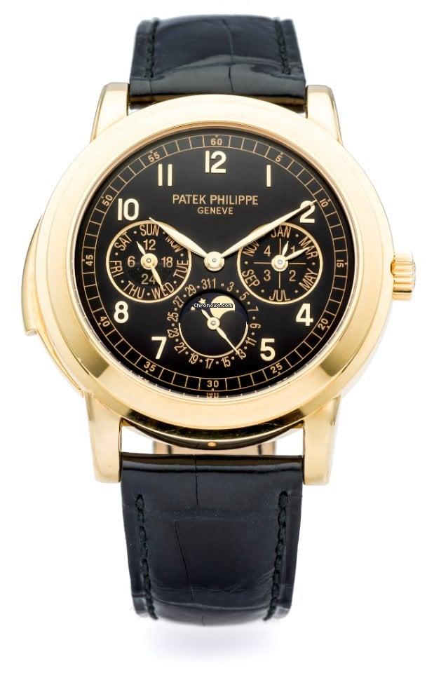 Patek Philippe Minute Repeater Perpetual Calendar 5074J-001 new