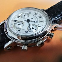 Franck Muller Platinum 39mm Automatic 3870 pre-owned