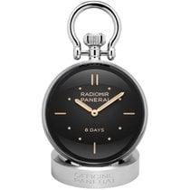 Panerai Table Clock Steel