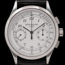 Patek Philippe Chronograph pre-owned 39mm Leather