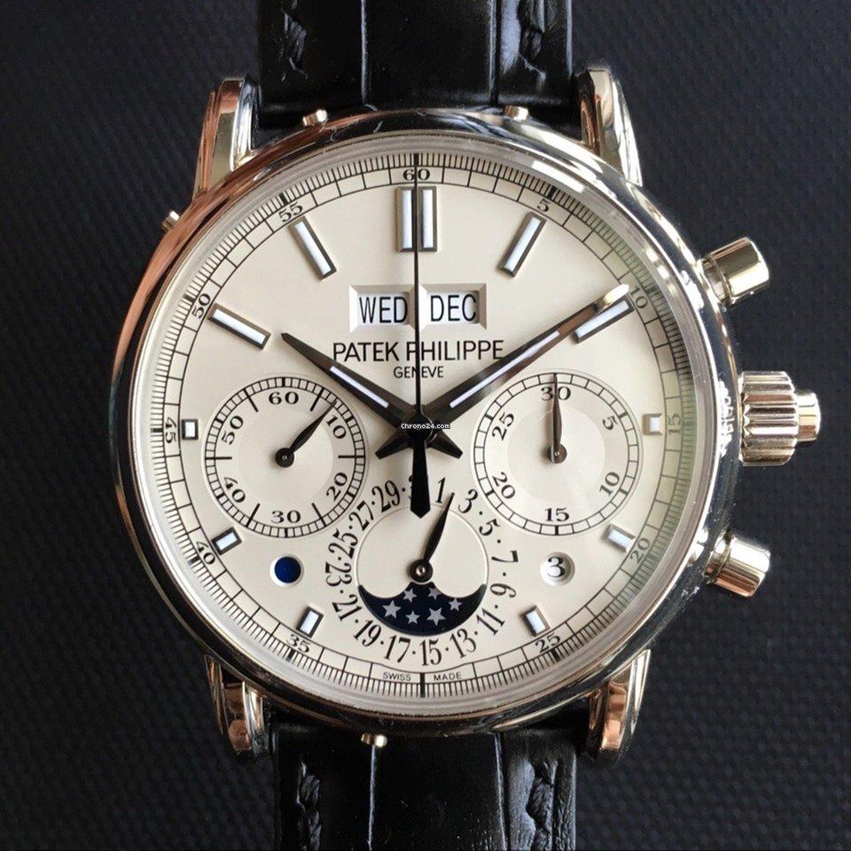 Patek Philippe Perpetual Calendar Chronograph 5204p-010 new