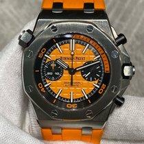 Audemars Piguet Royal Oak Offshore Diver Chronograph Acier 42mm Orange