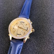 Jacob & Co. Women's watch Five Time Zone 41mm Automatic new Watch with original box and original papers