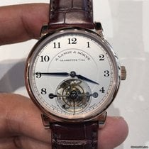 A. Lange & Söhne 1815 730.032 Новые Pозовое золото 40mm Механические