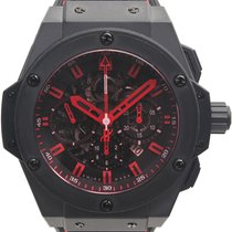 Hublot King Power Cerámica 48mm España, Madrid