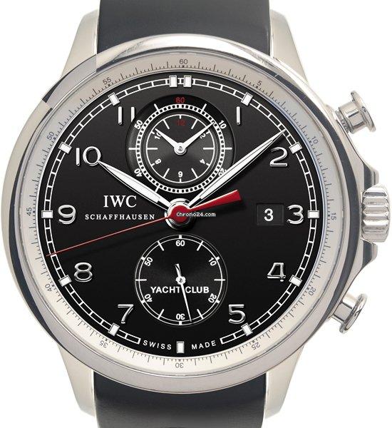 IWC Portuguese Yacht Club Chronograph IW390210 2013 usados