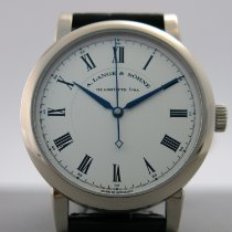A. Lange & Söhne Richard Lange White gold 40.5mm White Roman numerals United States of America, Florida, Boca Raton