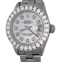 Rolex Lady-Datejust 69174 Очень хорошее Сталь 25mm Автоподзавод