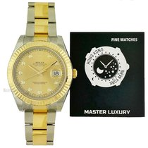Rolex 116333 Acero y oro 2016 Datejust II 41mm nuevo